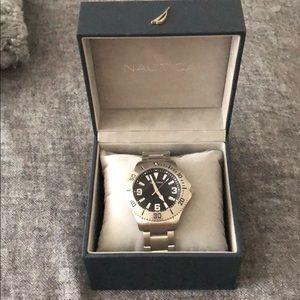 Never used men's nautica watch